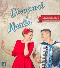 Giovanni e Marta